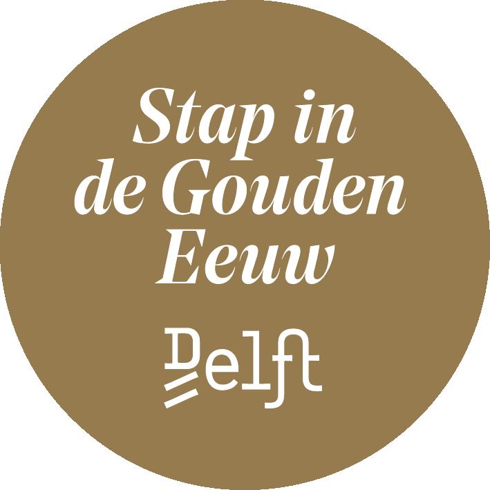 Stap in de Gouden eeuw van Delft